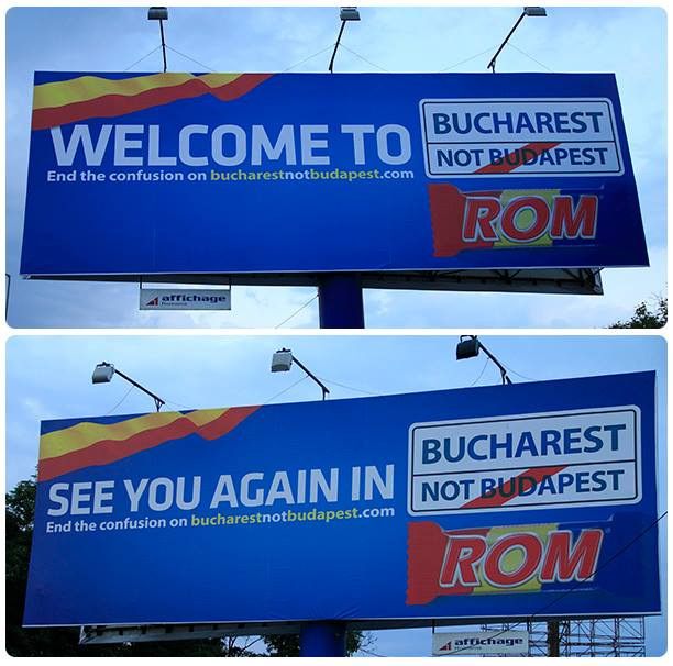 OOH - picture from Bucharest (1)