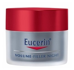 eucerin volume filler night