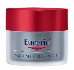 eucerin volume filler night