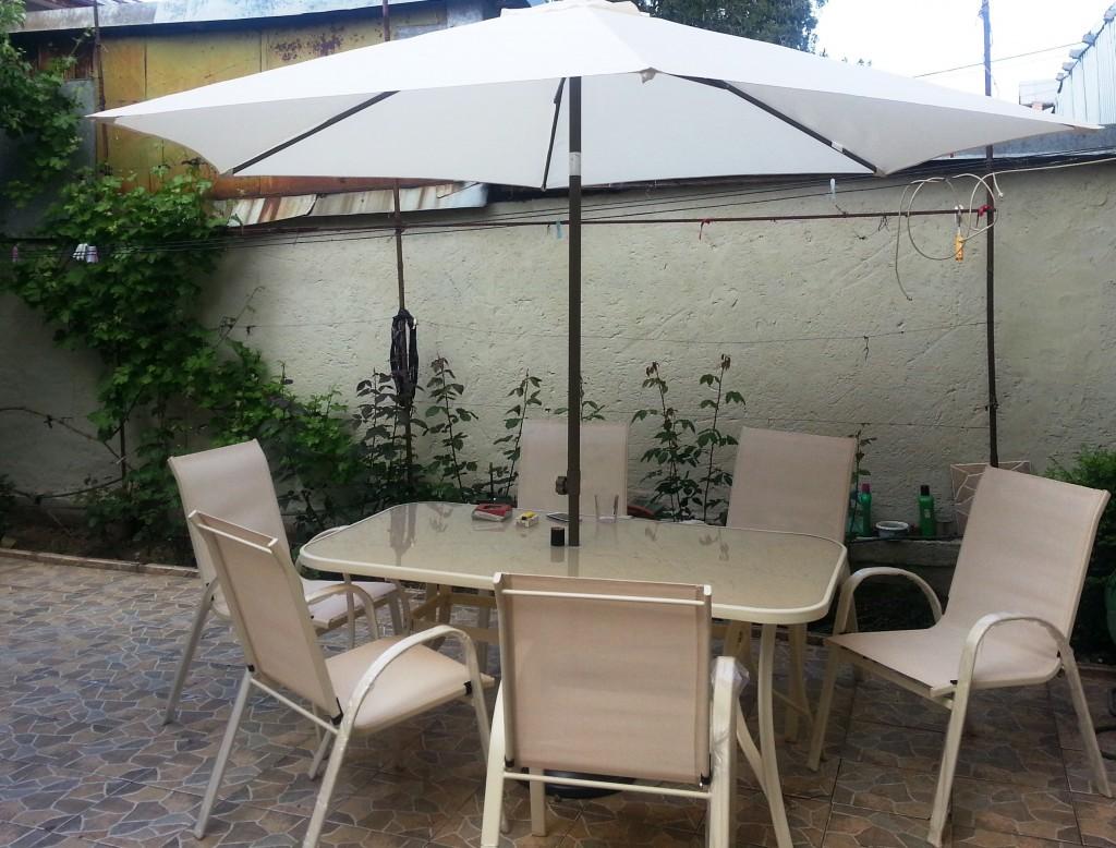 masa noua umbrela noua