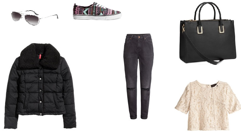 outfit H&M Sonia 1