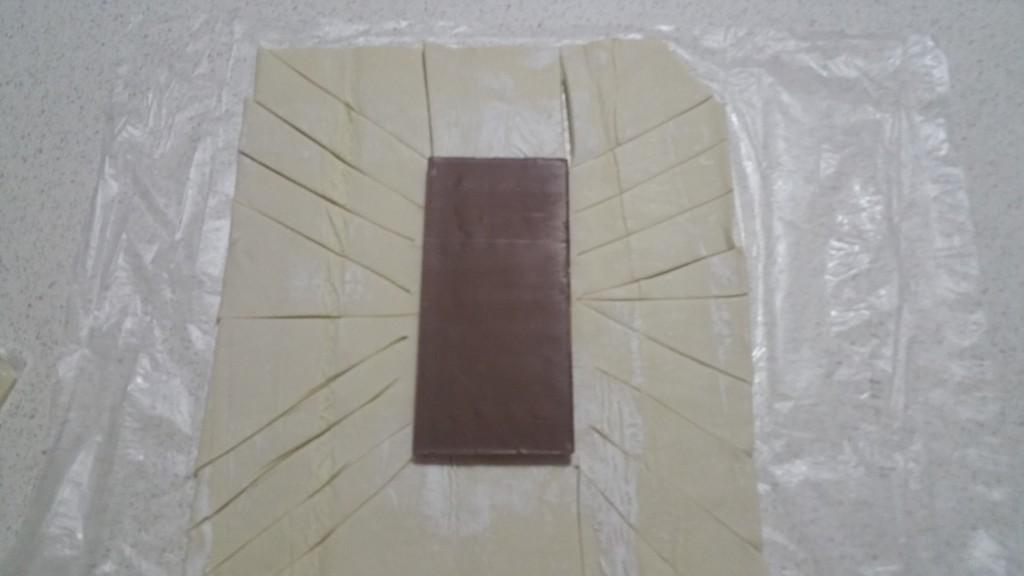 foietaj cu ciocolata 2